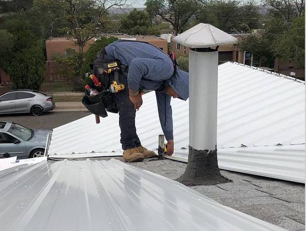 Roofing Hagerman NM