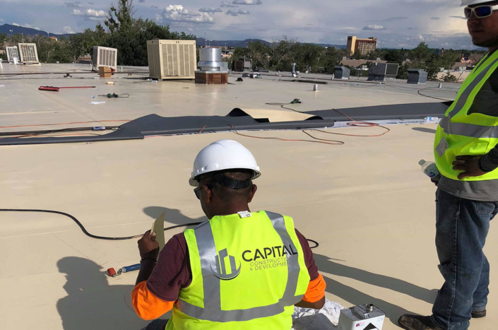 Commercial Roofing Roswell NM